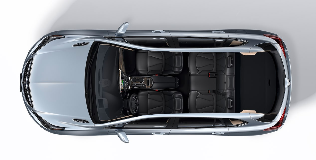 2019 Buick Envision Interior Seating and Cargo Space