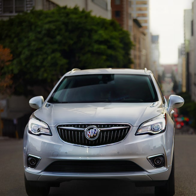 2019 Buick Envision: Compact Luxury SUV