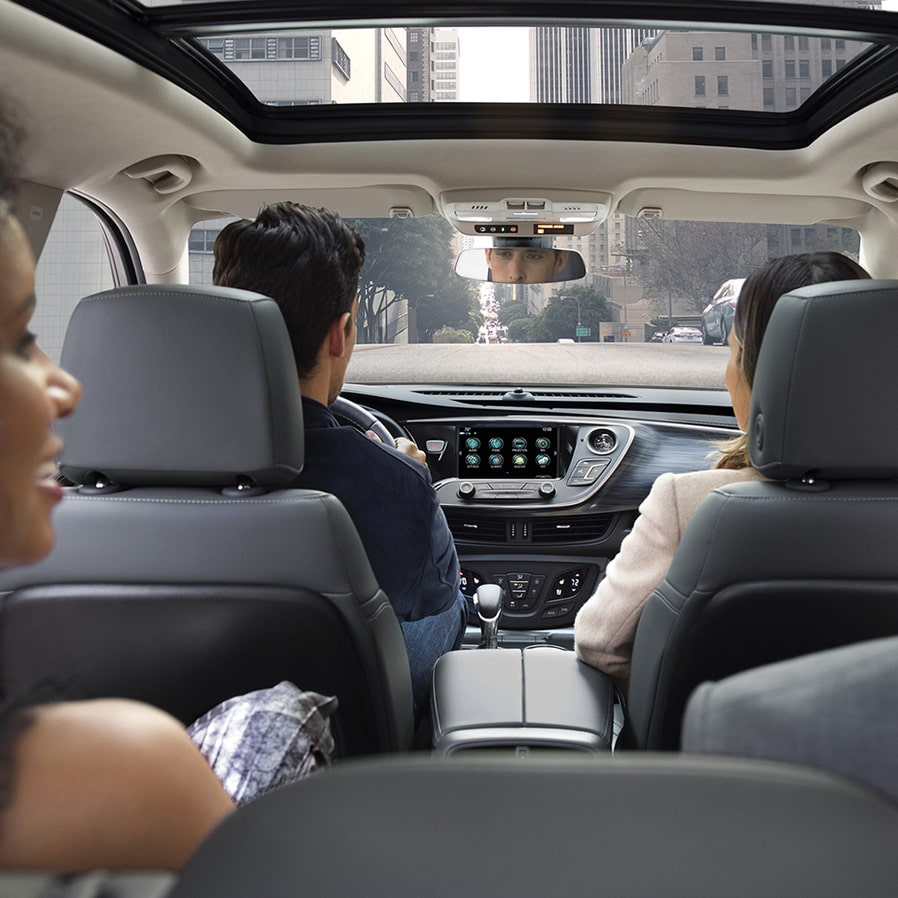 Beau Interior Image Of The 2019 Buick Envision Compact Luxury SUV.