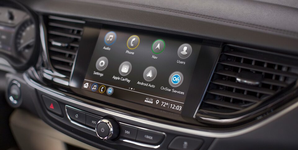 2019 Regal TourX Infotainment