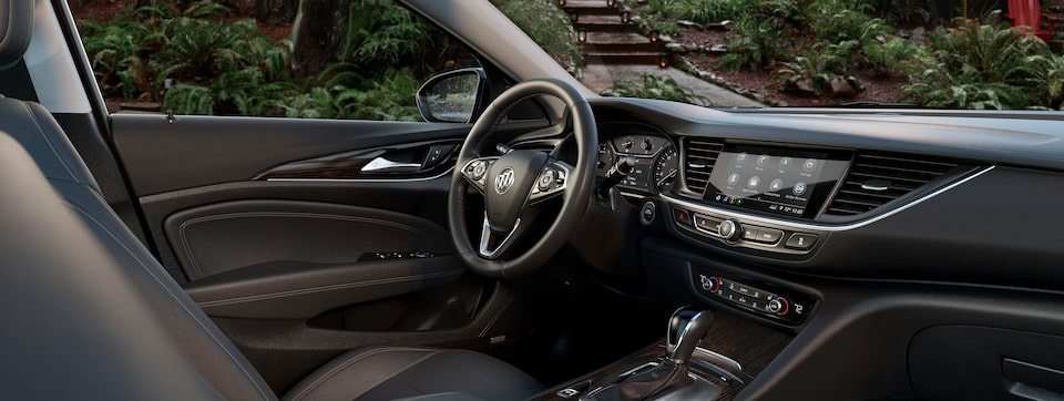 2019 Regal TourX Luxury Wagon Interior