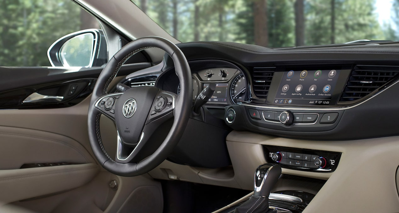 2019 Regal TourX Front Interior