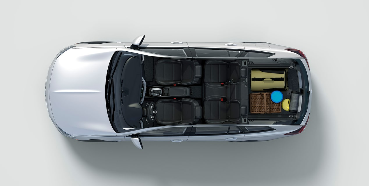 2019 Regal TourX Interior Seating