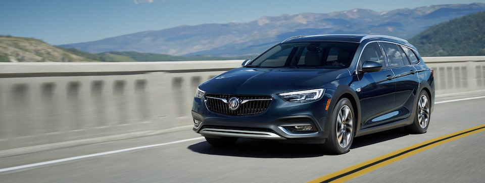 2019 Regal TourX Luxury Wagon Performance