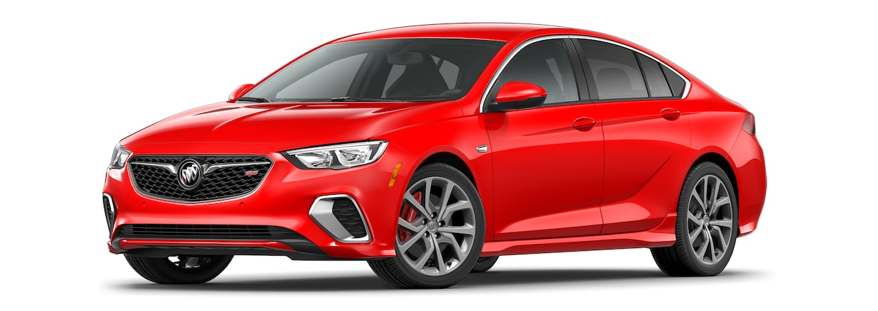 2020 Buick Regal Gs Coupe Research New