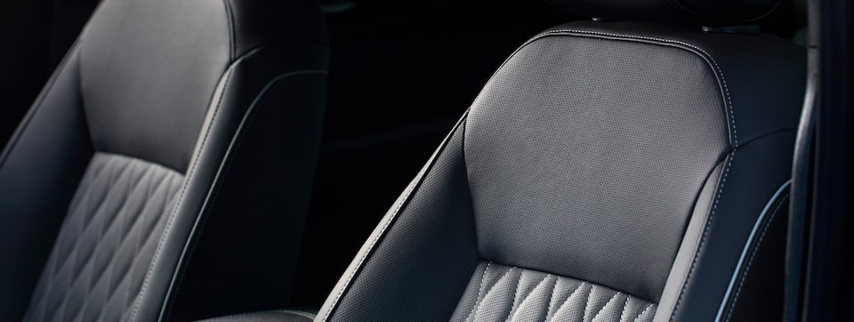 2020 Buick Regal Sportback Sedan Interior: Seat Details