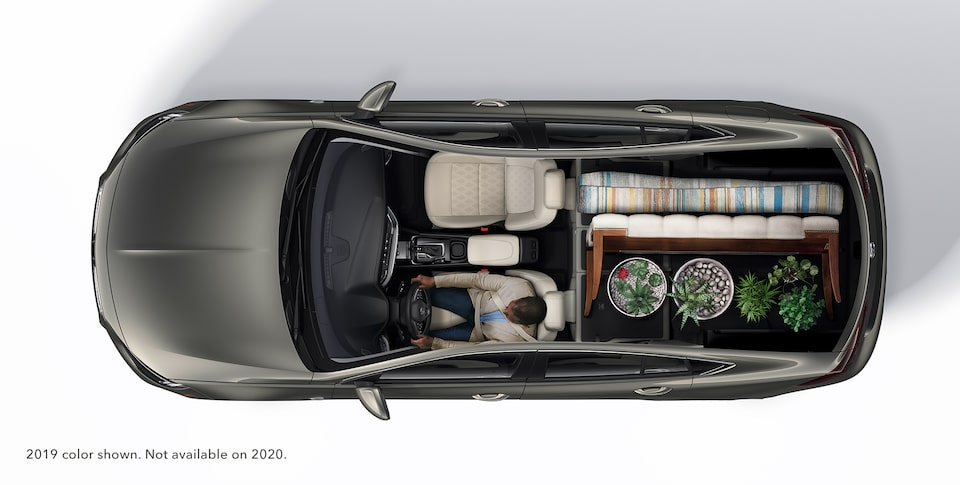 2020 Buick Regal Sportback Sedan Interior: Patio Cargo