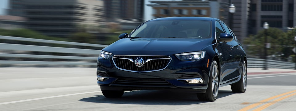 2020 Regal Sportback Sedan Performance