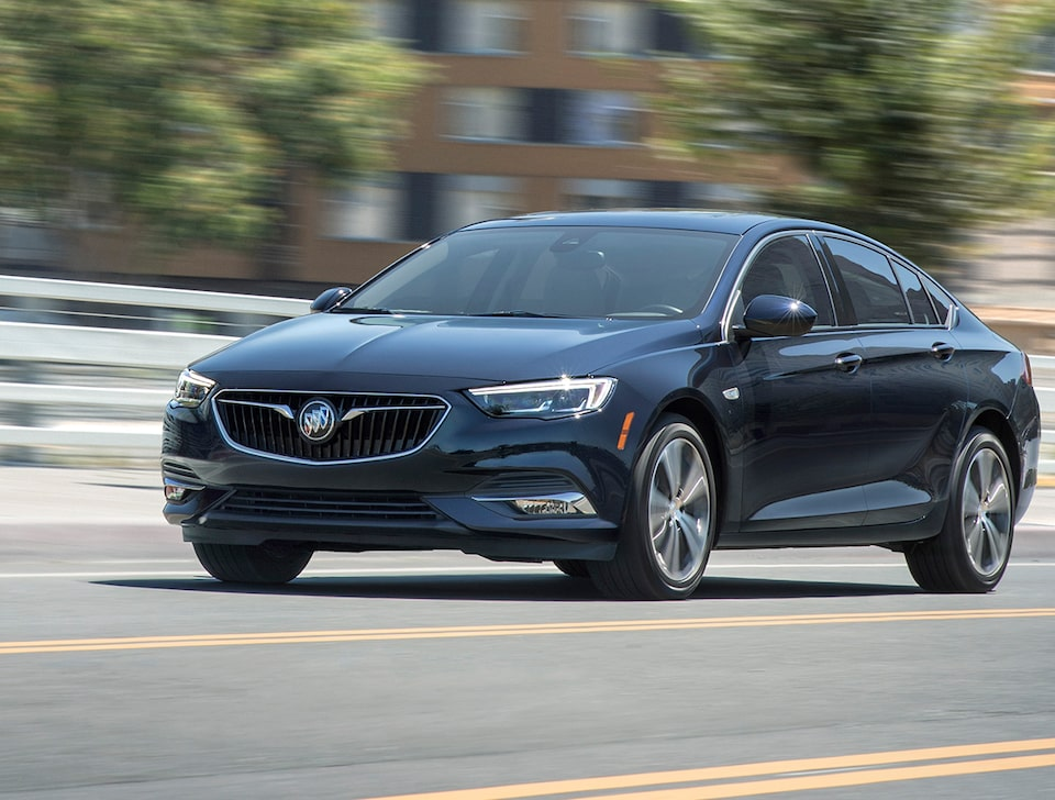 2020 Regal Sportback Sedan Performance: Suspension