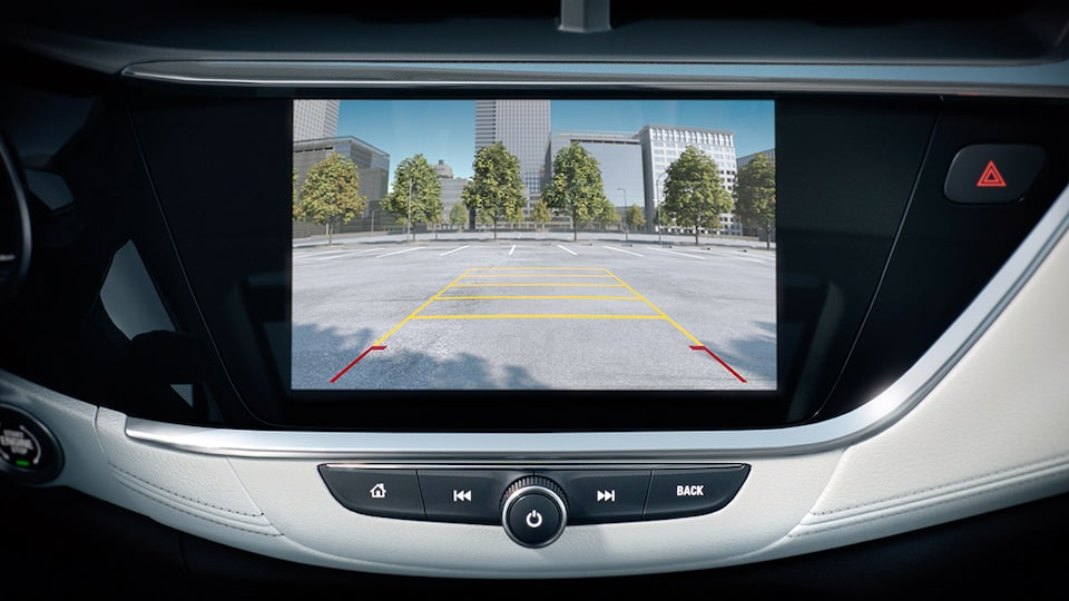 2020 Buick Encore GX Small SUV Rear Vision Camera