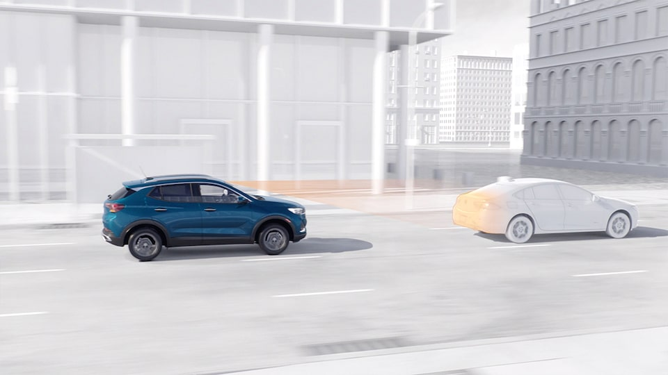 2020 Buick Encore GX Small Luxury SUV Safety Front Collision