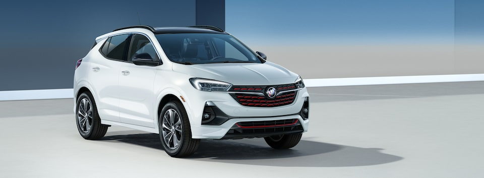 2020 Buick Encore GX Small Luxury SUV Sport Touring Exterior