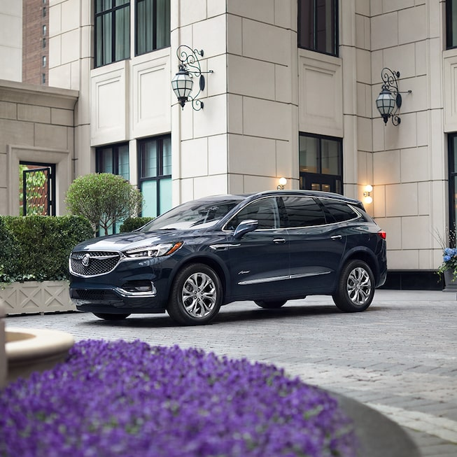 2020 Buick Enclave mid-size luxury SUV MOV Gallery house image