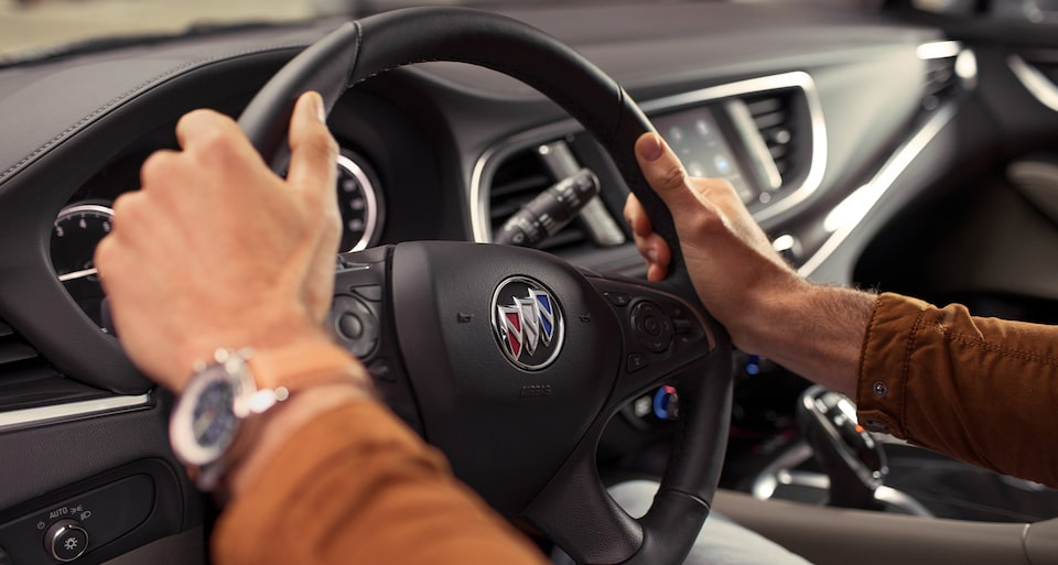 2020 Buick Enclave mid-size luxury SUV Interior Features Appointments