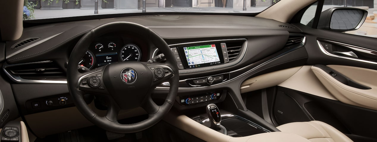 Interior Features | 2020 Buick Enclave | Mid-Size SUV