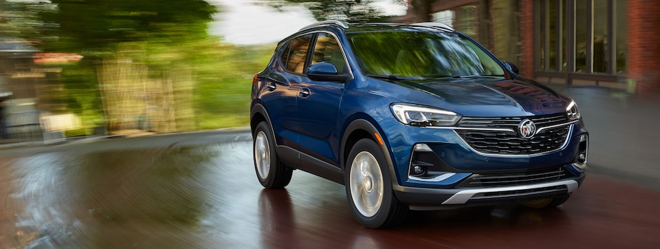 2020 Buick Encore GX Small SUV Front Exterior