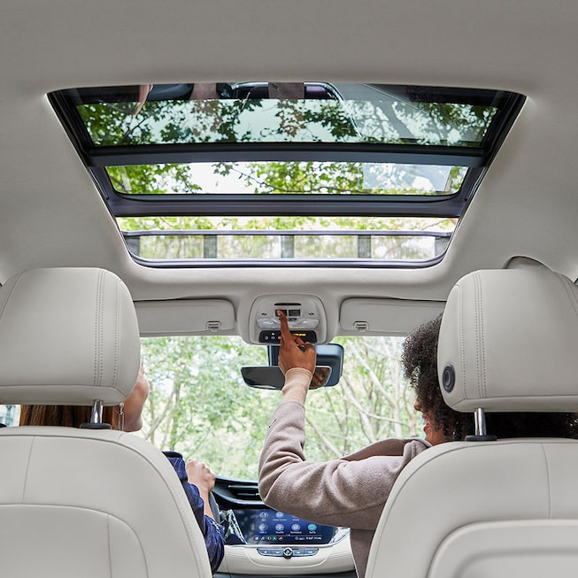 2020 Buick Encore GX Small SUV Interior Sun Roof