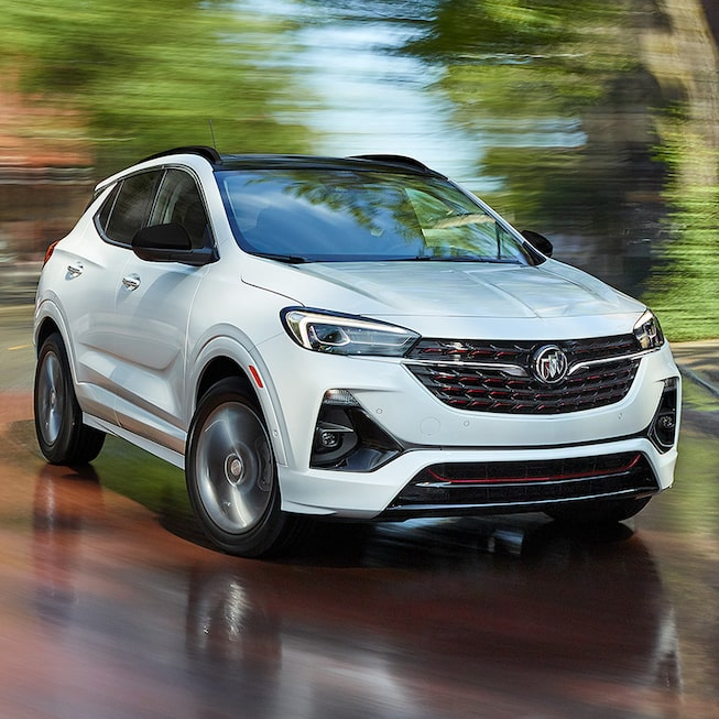 2020 Buick Encore GX Sport Touring Front Grille