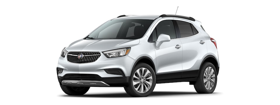2020 Buick Encore in Quicksilver Metallic