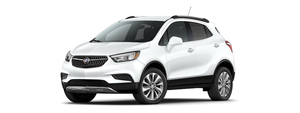 2020 Buick Encore in Summit White
