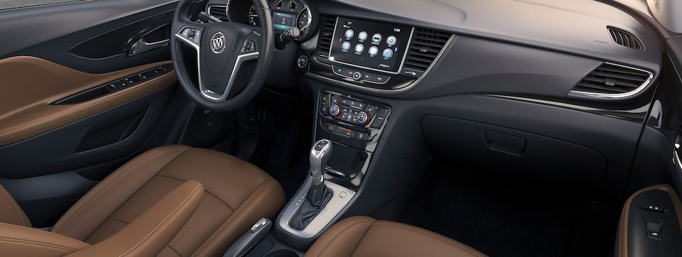 Interior Features | 2020 Buick Encore | Small SUV