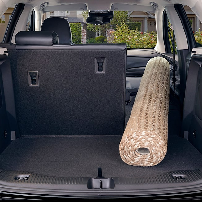 2020 Buick Encore Small Luxury SUV: interior extra cargo space