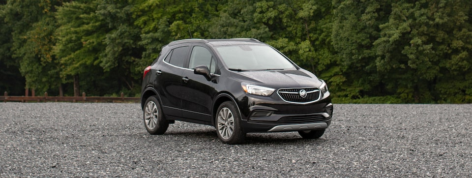2020 Buick Encore 1SB Small SUV Exterior Wide Angle View