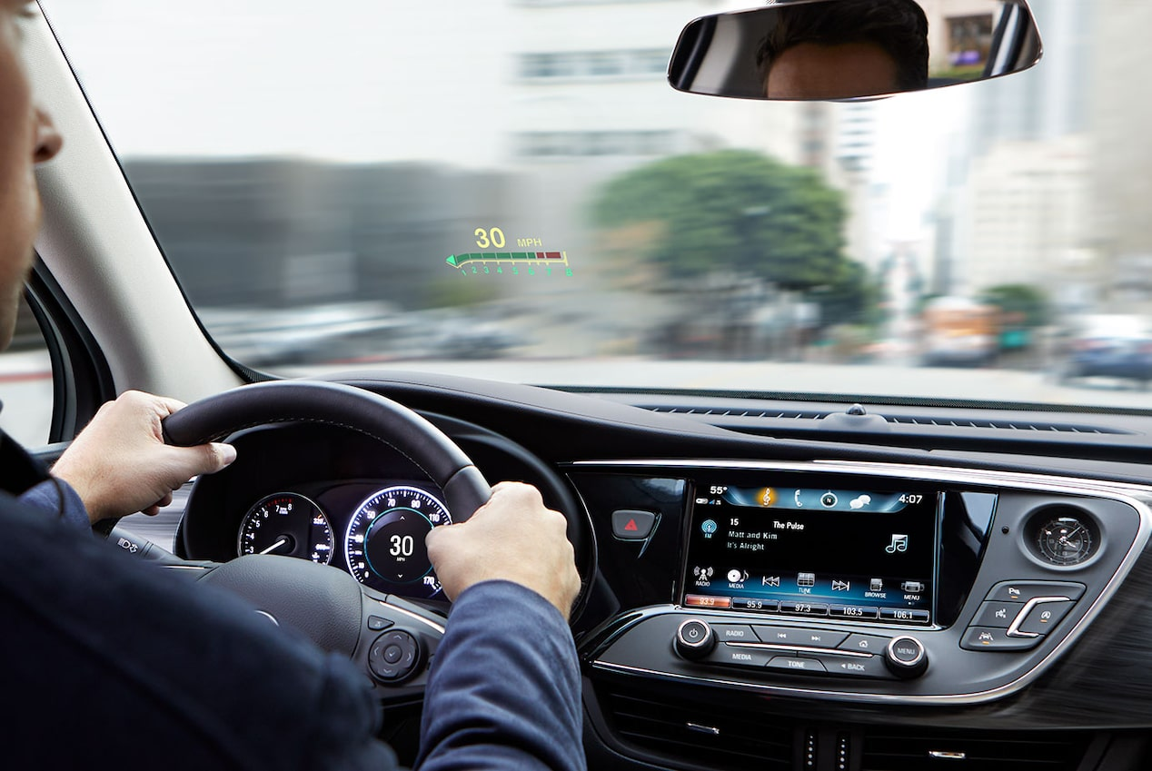 Connectivity & Tech Features | 2020 Buick Envision | SUV