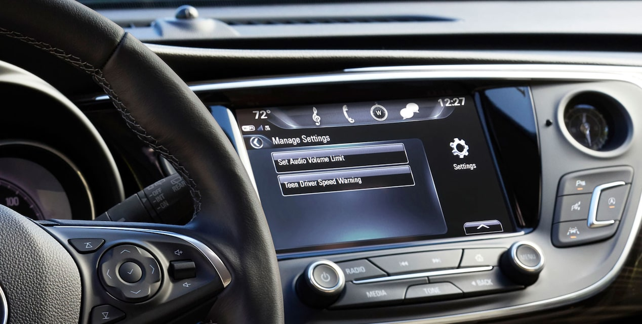 Teen Driving Apps >> Connectivity & Tech Features | 2020 Buick Envision | SUV