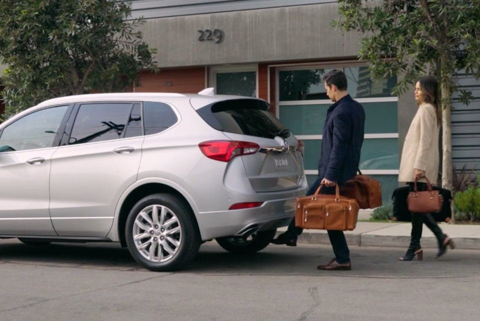 2020 Buick Envision Compact SUV Rear Liftgate