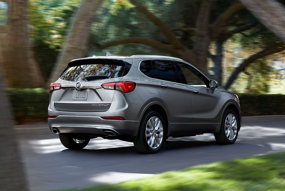 2020 Buick Envision Compact SUV All-Wheel Drive (AWD)