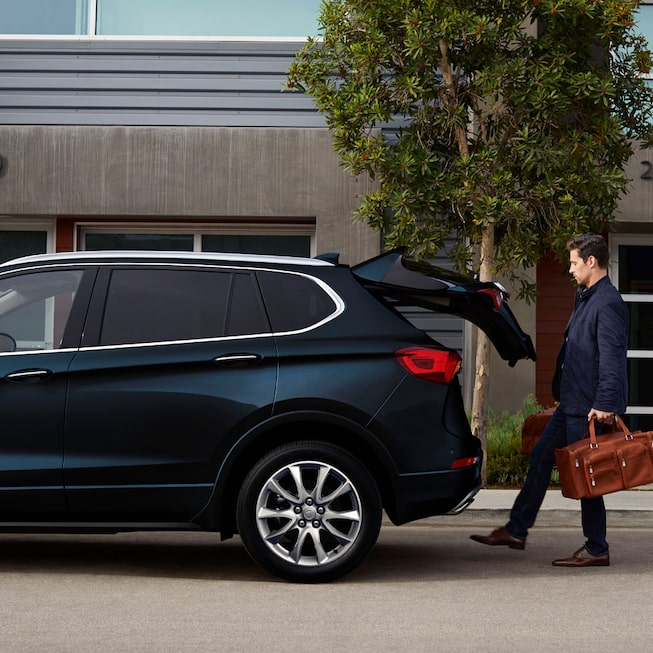2020 Buick Envision Compact SUV: Hands-Free Liftgate
