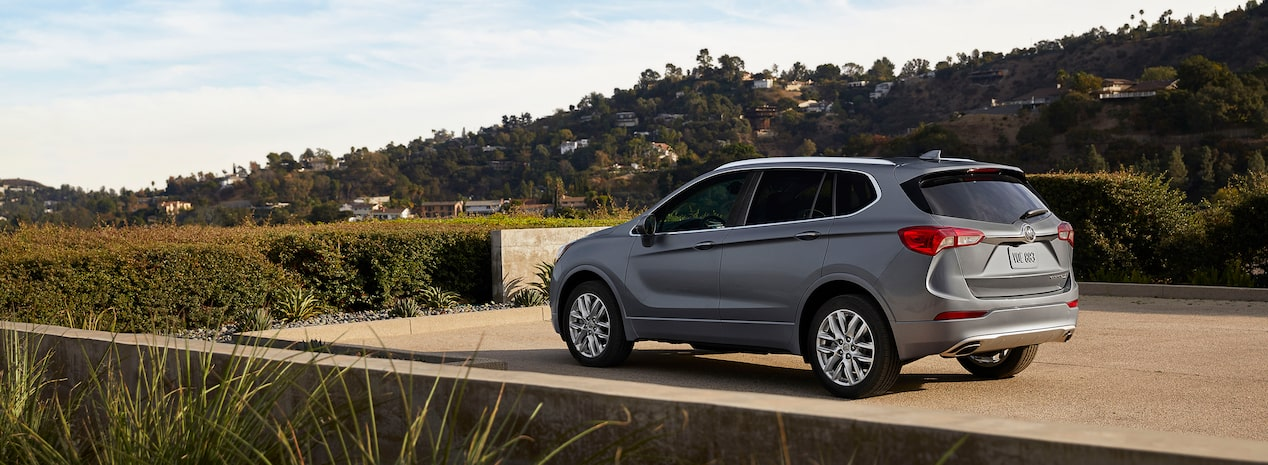 2020 Buick Envision Compact SUV