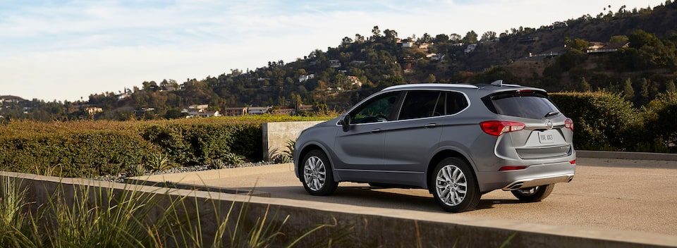 2020 Buick Envision 5 Passenger Compact Suv