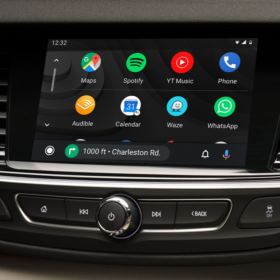 2020 Buick Regal TourX Luxury Wagon Touch Screen with Android Auto