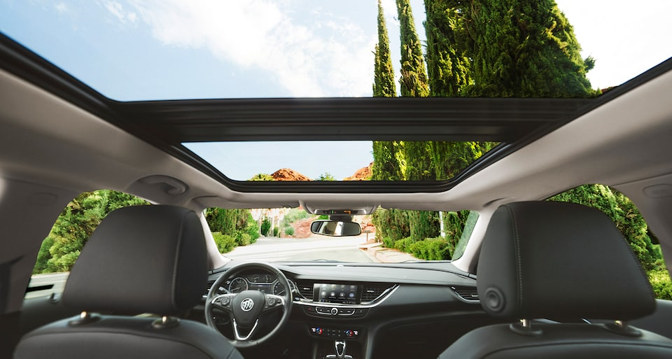 2020 Buick Regal TourX Luxury Wagon with Panoramic Moonroof