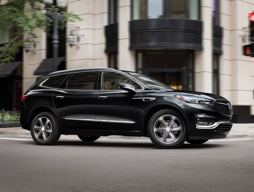 2020 Buick Enclave mid-size luxury SUV Performance Features V6 Engine