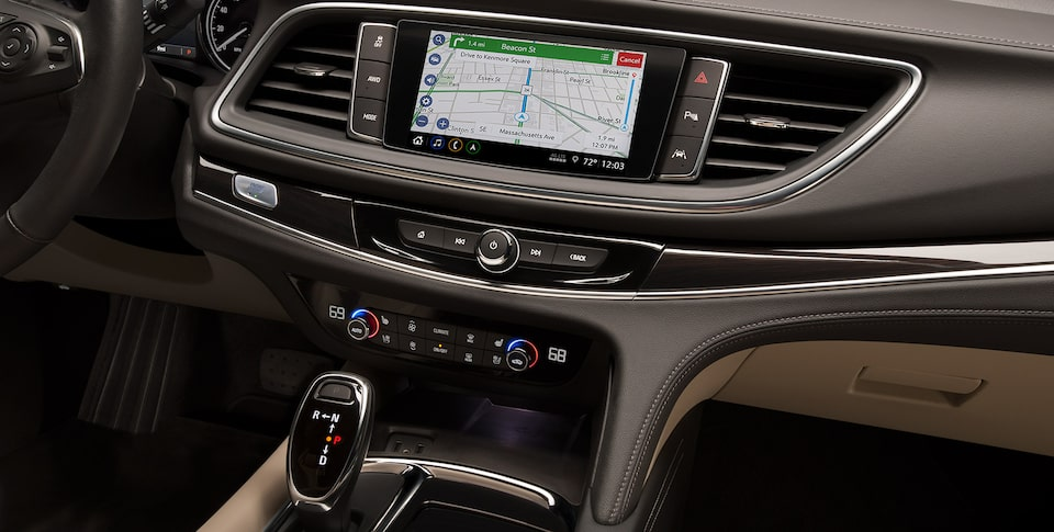 2020 Buick Enclave Mid Size SUV with Connected Services Navigation