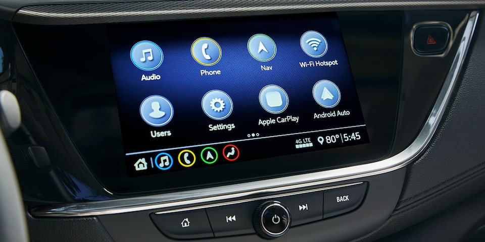 2020 Buick Encore GX Small SUV with Infotainment System
