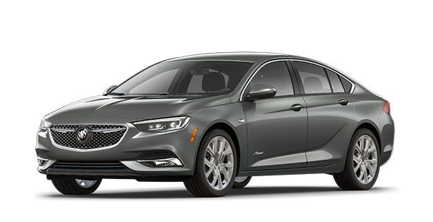 Buick Regal Avenir luxury sedan