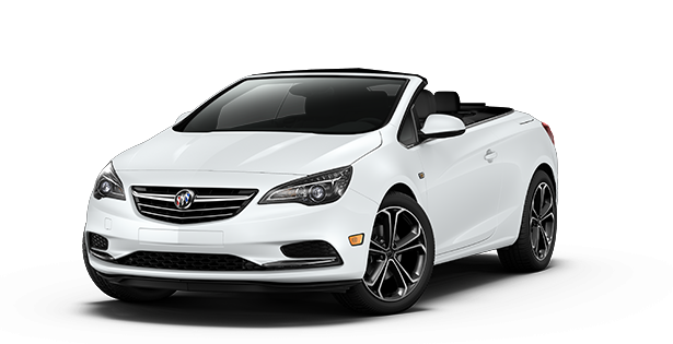 Image of the 2017 Buick Cascada luxury convertible featuring standard trim.