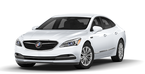 Image showing the base trim for the 2017 Buick LaCrosse full-size luxury sedan.