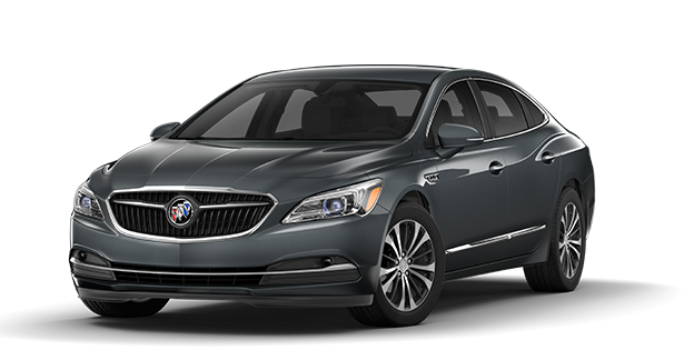 Image showing the preferred trim for the 2017 Buick LaCrosse full-size luxury sedan.