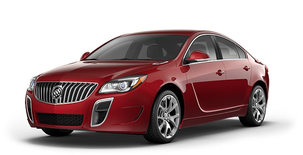 Jellybean Image Showing The 2017 Buick Regal Mid Size Luxury Sedan In  Crimson Red Tintcoat