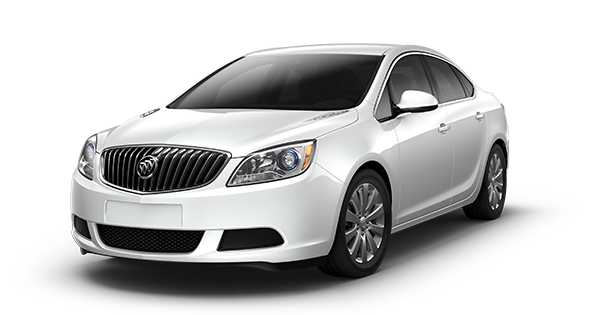 Image showing the base trim of the 2017 Buick Verano small luxury sedan.