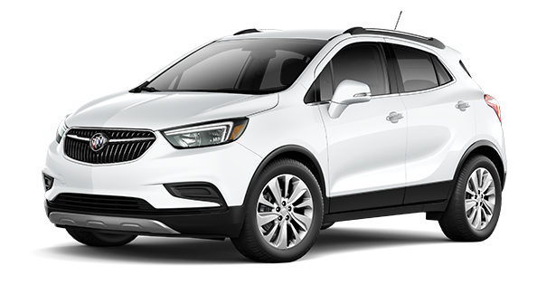 2017 Encore compact luxury SUV.