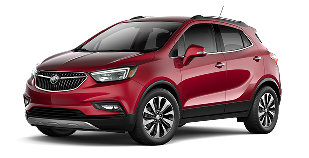 2017 Encore compact luxury SUV preferred 2 trim.