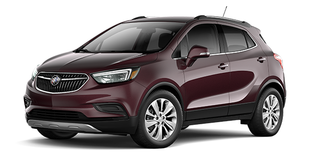 2017 Encore compact luxury SUV preferred trim.