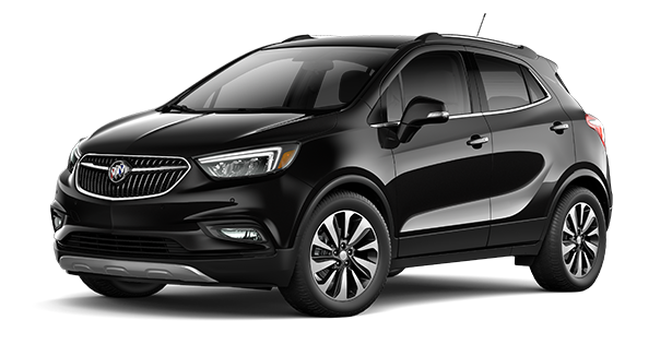 2017 Encore compact luxury SUV premium trim.