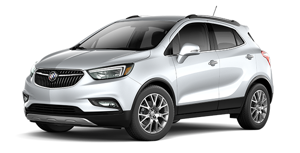 2017 Encore compact luxury SUV Sport Touring trim.